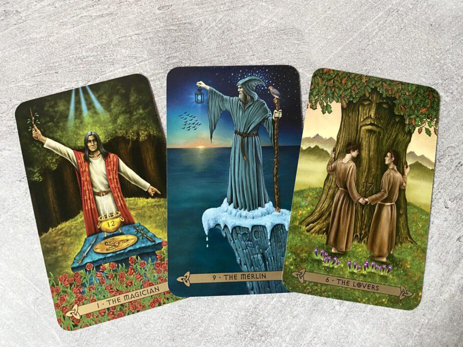 Tarot kaarten 2