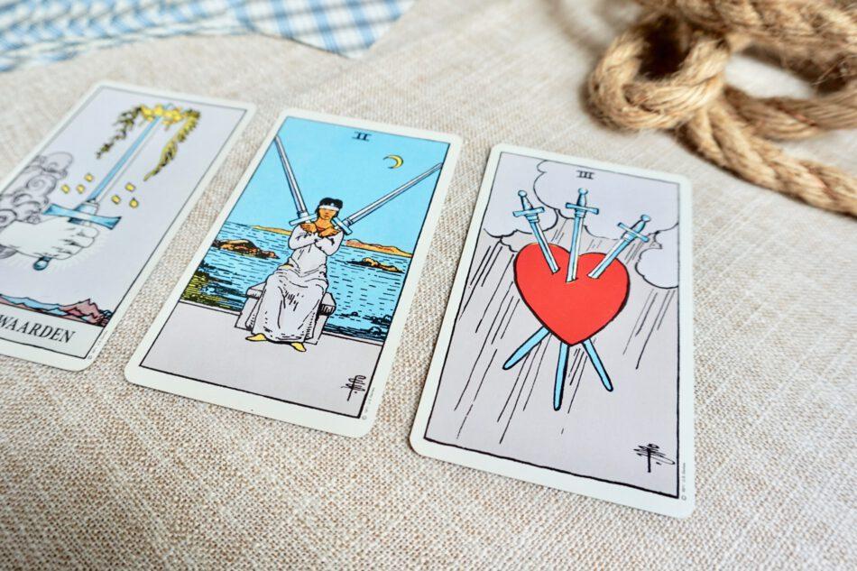 afbeelding tarot kaarten