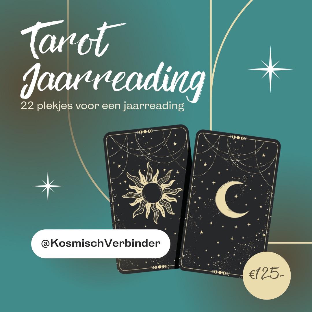 Tarot reading voor 2022